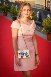 Laetitia Clement at 32nd Cabourg Film Festival 2018/06/15 7