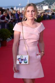 Laetitia Clement at 32nd Cabourg Film Festival 2018/06/15 11