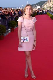 Laetitia Clement at 32nd Cabourg Film Festival 2018/06/15 12