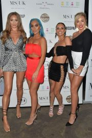 Laura Carter, Helen Briggs, Chantelle Connelly, Sally Jane Beech  and Georgia Clarke at Miss Swimsuit UK Auditions in Leeds 2018/05/20 20