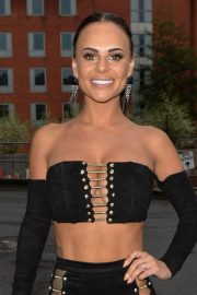 Laura Carter, Helen Briggs, Chantelle Connelly, Sally Jane Beech  and Georgia Clarke at Miss Swimsuit UK Auditions in Leeds 2018/05/20 23