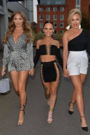 Laura Carter, Helen Briggs, Chantelle Connelly, Sally Jane Beech  and Georgia Clarke at Miss Swimsuit UK Auditions in Leeds 2018/05/20 25