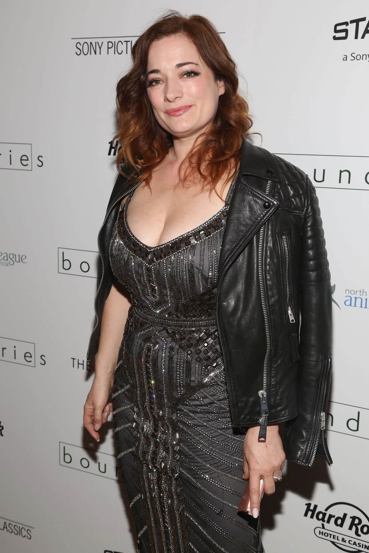 Laura Michelle Kelly at Boundaries Screening in New York 06/11 1