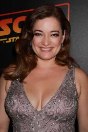 Laura Michelle Kelly at Solo: A Star Wars Story Premiere After-party in New York 2018/05/21 2