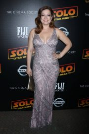 Laura Michelle Kelly at Solo: A Star Wars Story Premiere After-party in New York 2018/05/21 3
