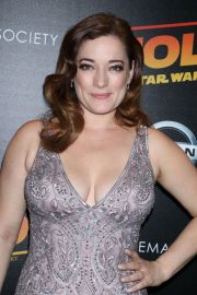 Laura Michelle Kelly at Solo: A Star Wars Story Premiere After-party in New York 2018/05/21 4