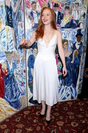 Lauren Ambrose at broadway.com Audience Choice Awards Winners Cocktail Party in New York 2018/05/24 2