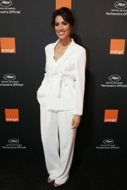 Laurie Cholewa at Orange Party at 71th Annual Cannes Film Festival 2018/05/12 4