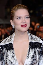 Lea Seydoux at Cold War Screening at 2018 Cannes Film Festival 2018/05/10 1