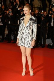 Lea Seydoux at Cold War Screening at 2018 Cannes Film Festival 2018/05/10 2