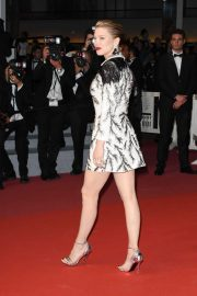 Lea Seydoux at Cold War Screening at 2018 Cannes Film Festival 2018/05/10 3