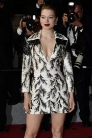Lea Seydoux at Cold War Screening at 2018 Cannes Film Festival 2018/05/10 4