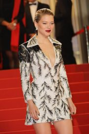 Lea Seydoux at Cold War Screening at 2018 Cannes Film Festival 2018/05/10 5