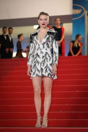 Lea Seydoux at Cold War Screening at 2018 Cannes Film Festival 2018/05/10 12