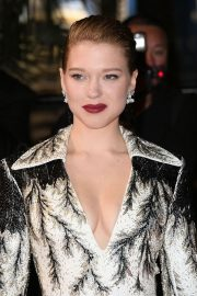 Lea Seydoux at Cold War Screening at 2018 Cannes Film Festival 2018/05/10 13