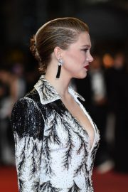 Lea Seydoux at Cold War Screening at 2018 Cannes Film Festival 2018/05/10 14