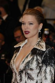 Lea Seydoux at Cold War Screening at 2018 Cannes Film Festival 2018/05/10 15