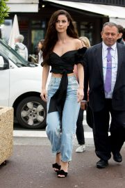Lena Meyer Landrut Out on Croisette in Cannes 2018/05/14 9