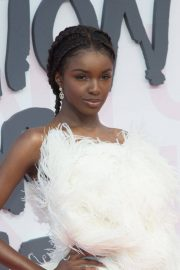Leomie Anderson at Fashion for Relief at 2018 Cannes Film Festival 2018/05/13 7