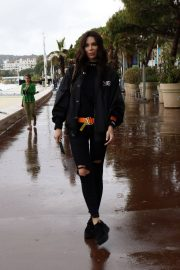 Liliana Nova Out on Croisette in Cannes 2018/05/13 1