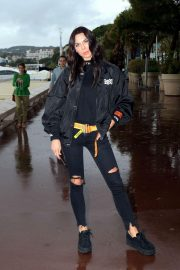 Liliana Nova Out on Croisette in Cannes 2018/05/13 4