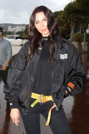 Liliana Nova Out on Croisette in Cannes 2018/05/13 6