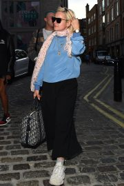 Lily Allen Night Out in London 2018/05/17 3