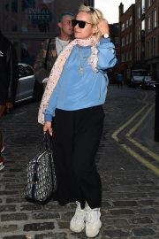 Lily Allen Night Out in London 2018/05/17 4