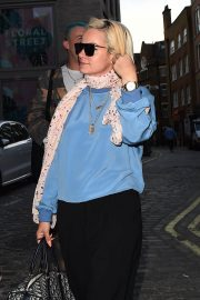 Lily Allen Night Out in London 2018/05/17 5