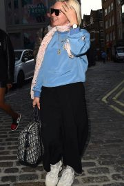 Lily Allen Night Out in London 2018/05/17 6