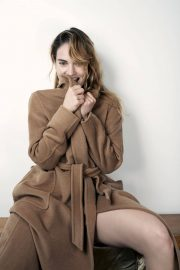 Lily James for Vanity Fair Magazine, Italy August 2018 Issue 2