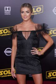 Lindsay Arnold at Solo: A Star Wars Story Premiere in Los Angeles 2018/05/10 6