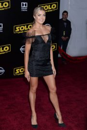 Lindsay Arnold at Solo: A Star Wars Story Premiere in Los Angeles 2018/05/10 9