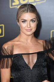 Lindsay Arnold at Solo: A Star Wars Story Premiere in Los Angeles 2018/05/10 12