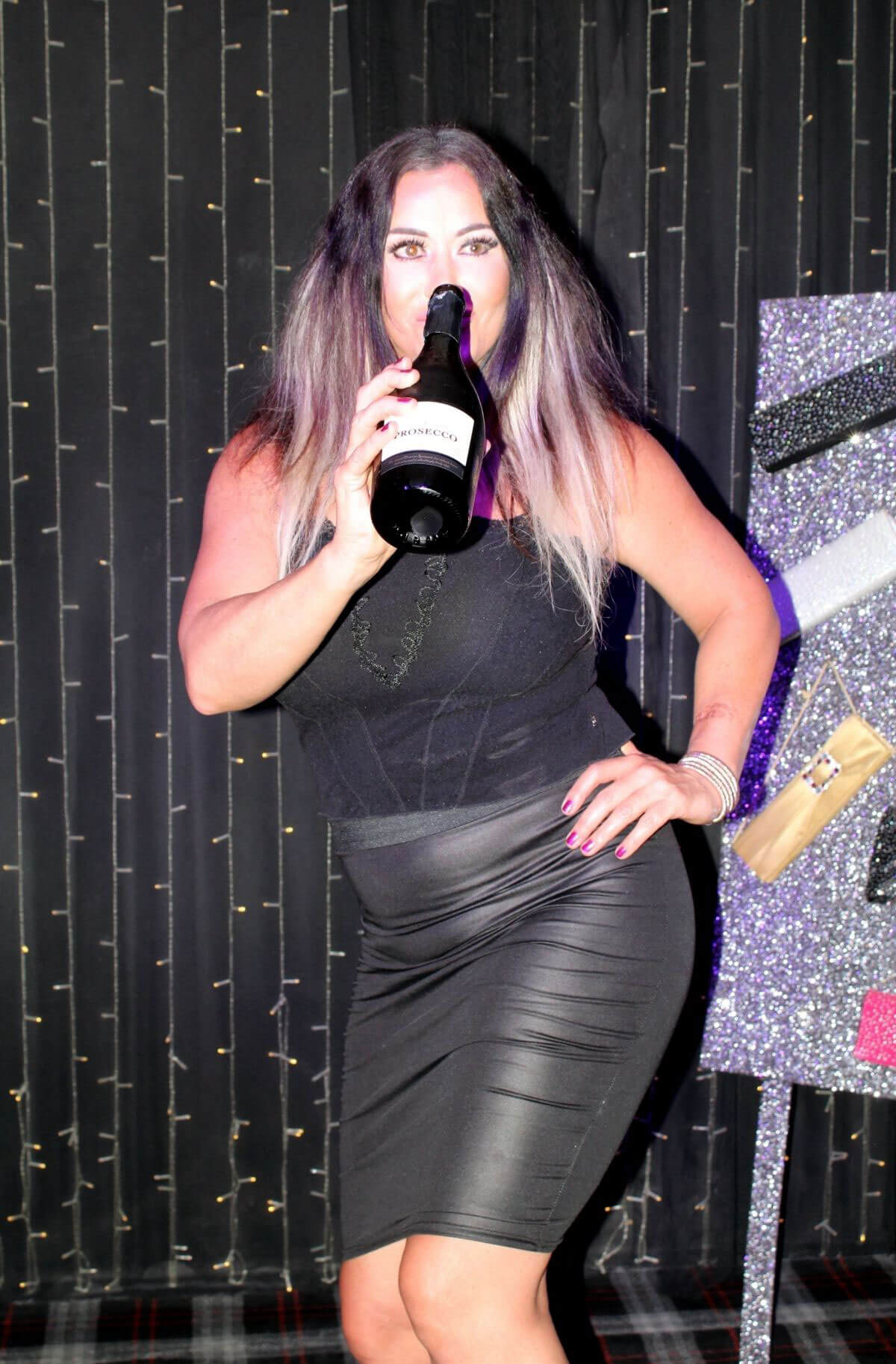 Lisa Appleton Celebrate Her 50th Birthday In Blackpool 2018 05 22