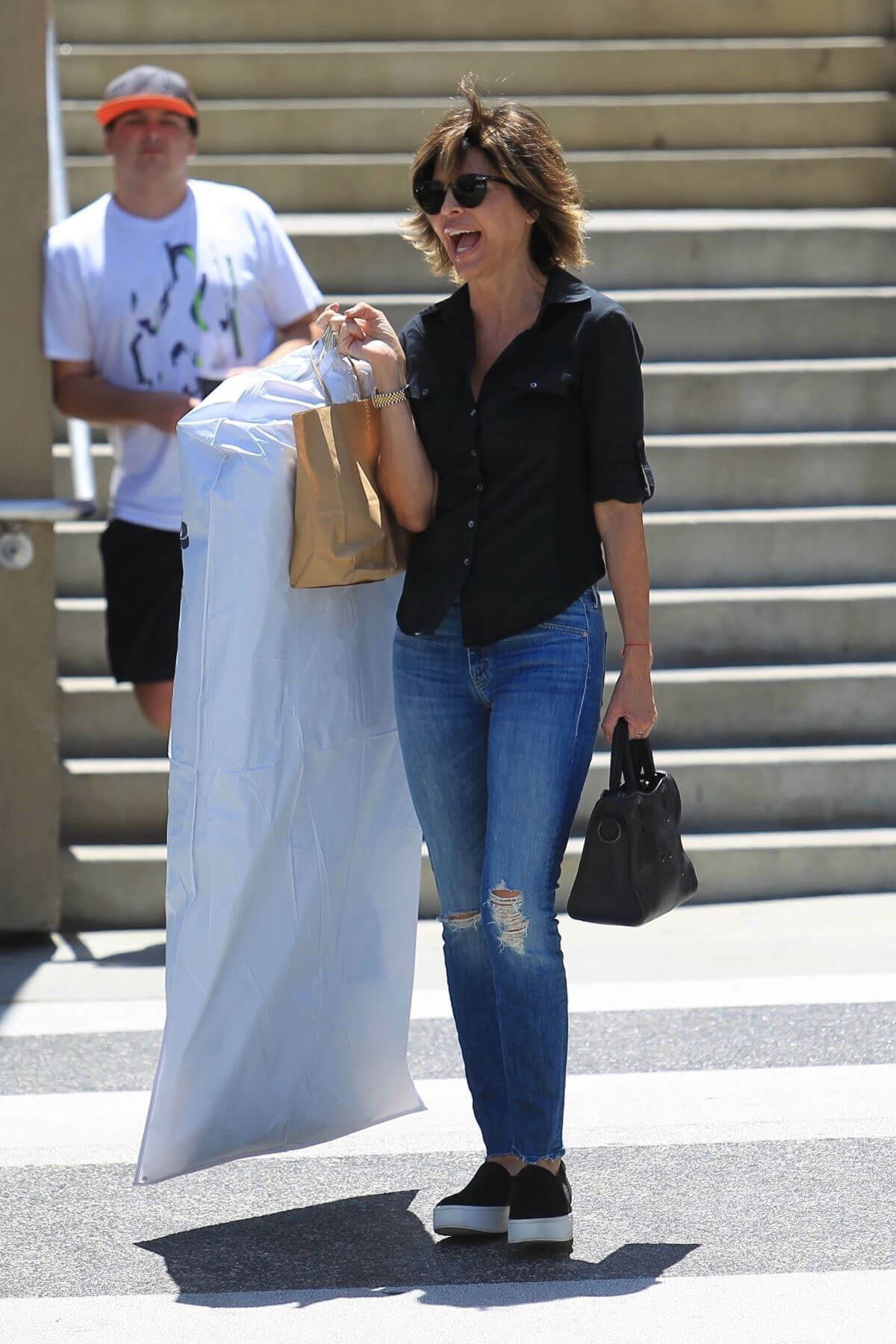 Lisa Rinna Out and About in Beverly Hills 2018/06/01 14