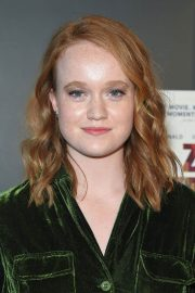 Liv Hewson at Puzzle Premiere at Writers Guild Theater in Los Angeles 2018/07/16 1