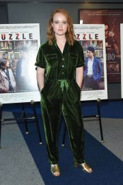 Liv Hewson at Puzzle Premiere at Writers Guild Theater in Los Angeles 2018/07/16 2