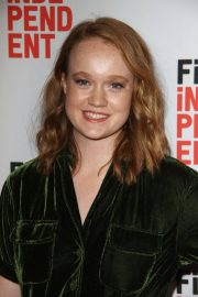 Liv Hewson at Puzzle Premiere at Writers Guild Theater in Los Angeles 2018/07/16 4