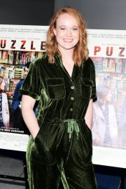 Liv Hewson at Puzzle Premiere at Writers Guild Theater in Los Angeles 2018/07/16 8