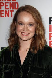 Liv Hewson at Puzzle Premiere at Writers Guild Theater in Los Angeles 2018/07/16 9