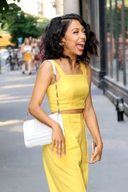 Liza Koshy Out in New York 2018/07/16 9