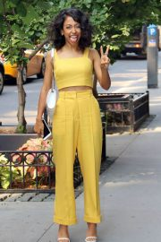 Liza Koshy Out in New York 2018/07/16 10