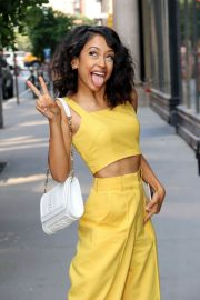 Liza Koshy Out in New York 2018/07/16 11