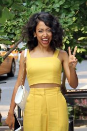 Liza Koshy Out in New York 2018/07/16 13