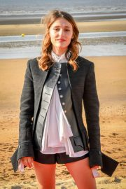 Lola Bessis at 32nd Cabourg Film Festival 2018/06/15 4