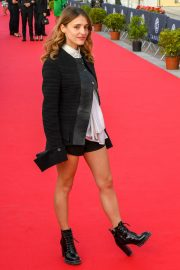 Lola Bessis at 32nd Cabourg Film Festival 2018/06/15 5