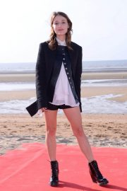 Lola Bessis at 32nd Cabourg Film Festival 2018/06/15 8