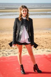Lola Bessis at 32nd Cabourg Film Festival 2018/06/15 12