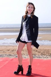 Lola Bessis at 32nd Cabourg Film Festival 2018/06/15 15